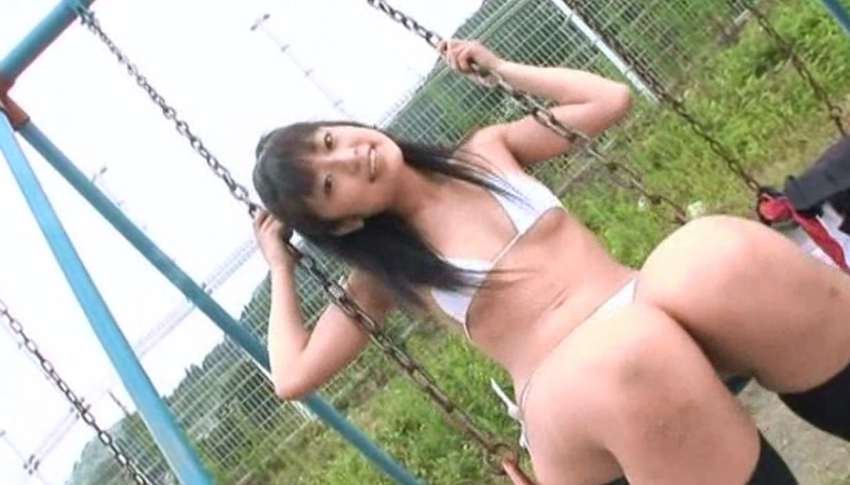 ジュニアアイドル領家ゆあちゃんキャピ!ゆあ2でチュー!