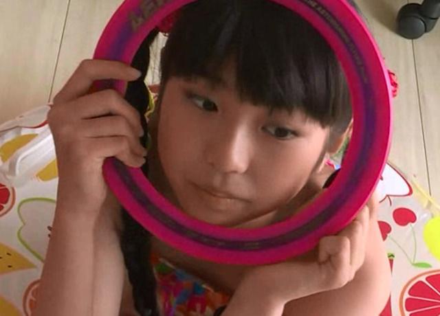夏少女ジュニアアイドル永瀬未空ちゃん